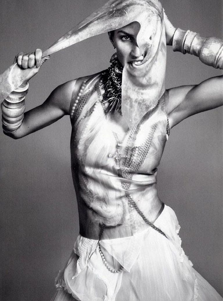 Знаменитый фэшн-фотограф Steven Meisel 70
