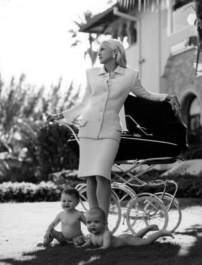 Знаменитый фэшн-фотограф Steven Meisel 71