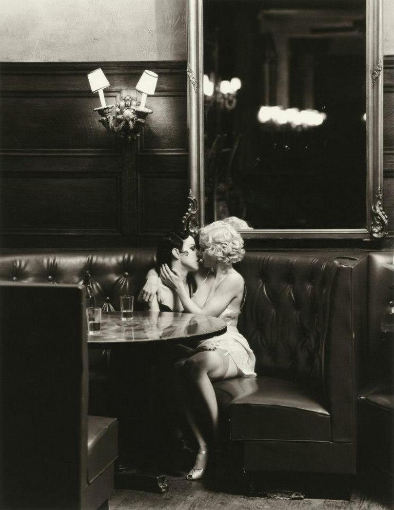 Знаменитый фэшн-фотограф Steven Meisel 73