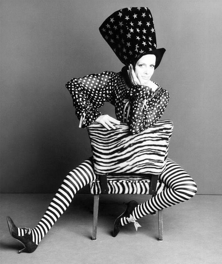 Знаменитый фэшн-фотограф Steven Meisel 75