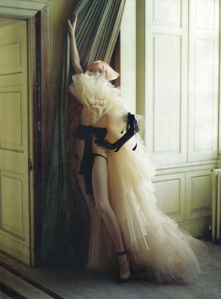 Знаменитый фэшн-фотограф Steven Meisel 76