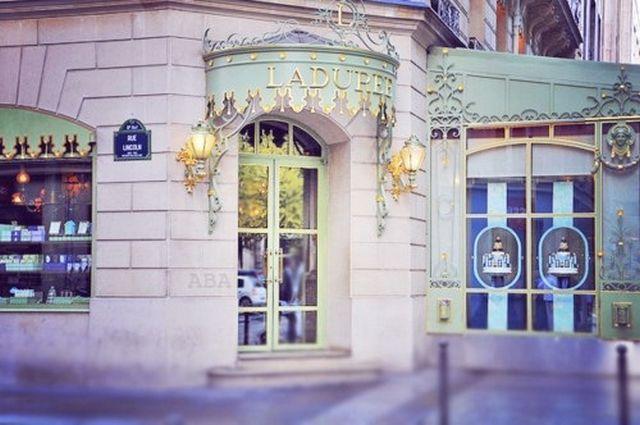 Laduree - самая знаменитая кондитерская Парижа 2
