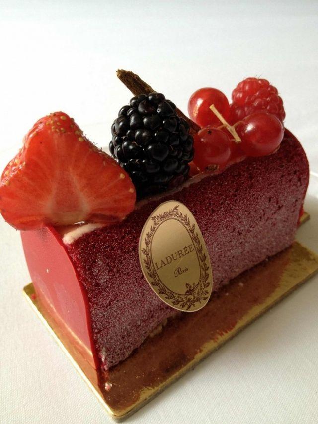 Laduree - самая знаменитая кондитерская Парижа 21