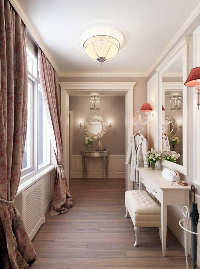 Дизайн интерьера квартиры в Петербурге 1