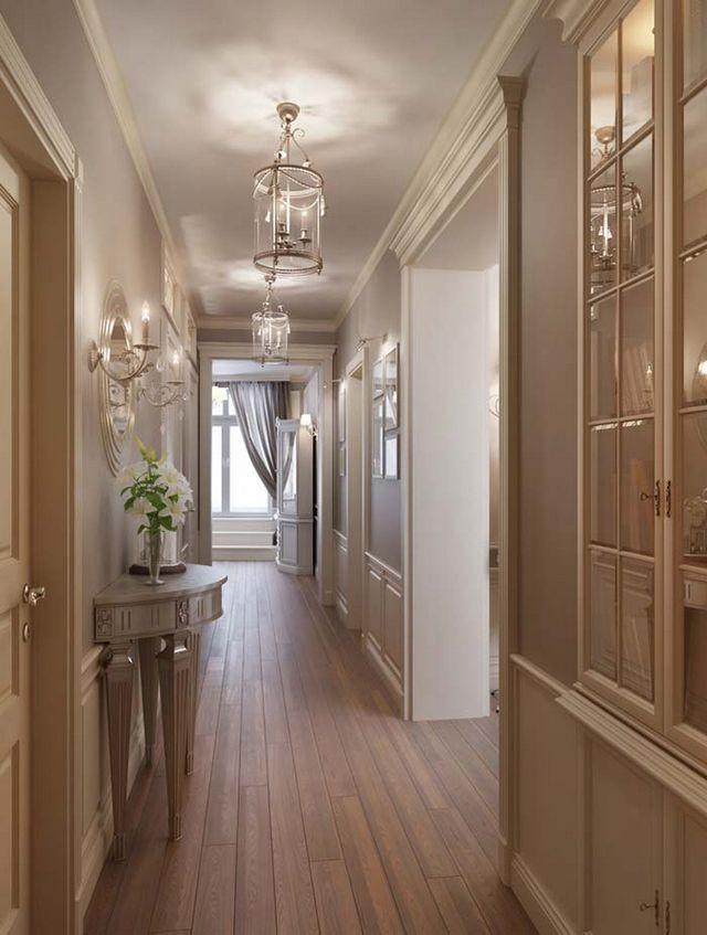 Дизайн интерьера квартиры в Петербурге 2