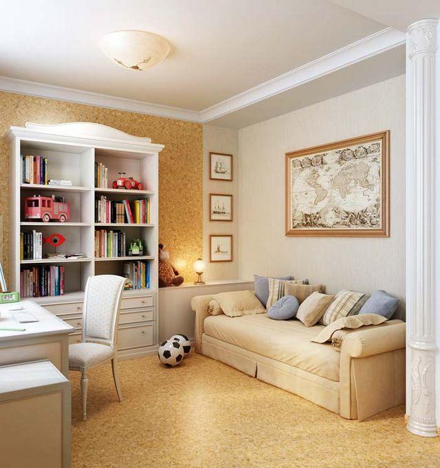 Дизайн интерьера квартиры в Петербурге 4