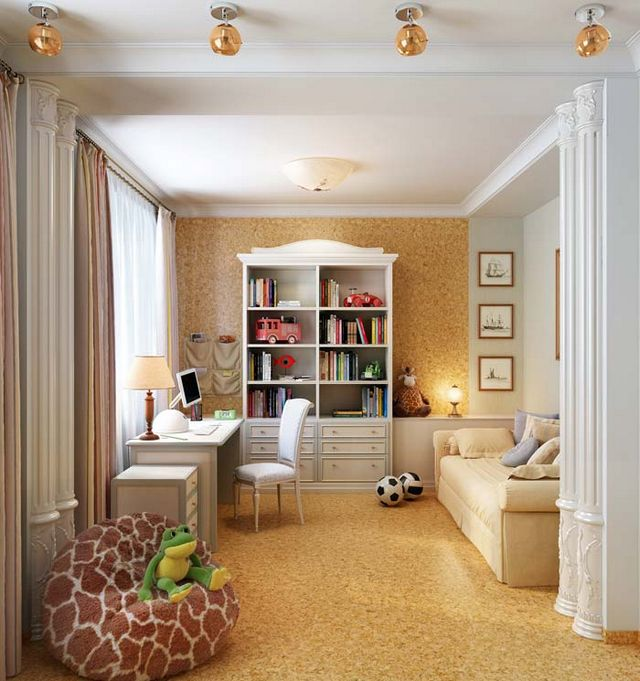 Дизайн интерьера квартиры в Петербурге 5