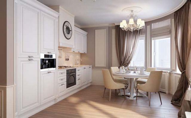 Дизайн интерьера квартиры в Петербурге 7