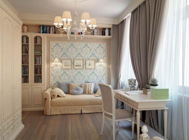 Дизайн интерьера квартиры в Петербурге 9