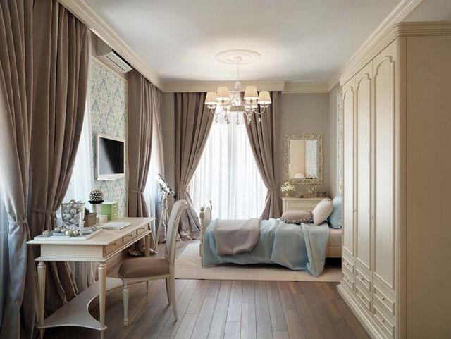 Дизайн интерьера квартиры в Петербурге 10