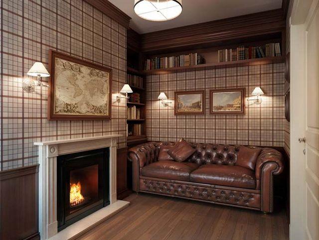 Дизайн интерьера квартиры в Петербурге 11