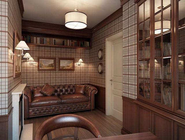 Дизайн интерьера квартиры в Петербурге 12