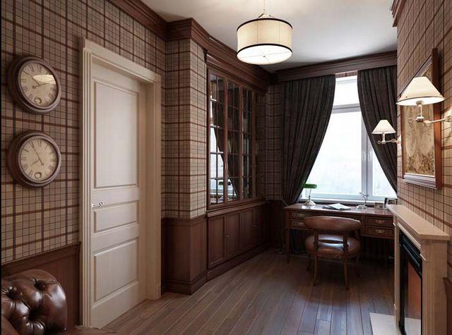 Дизайн интерьера квартиры в Петербурге 13