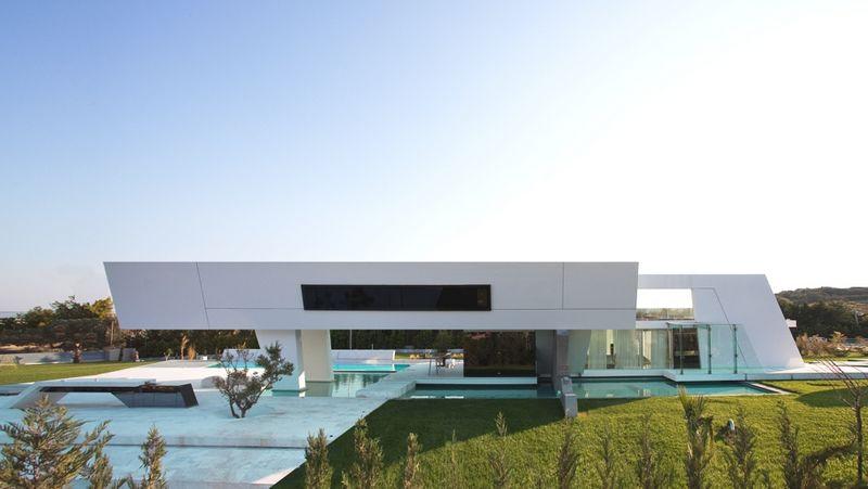 Современный дом в Греции от студии 314 Architecture 3