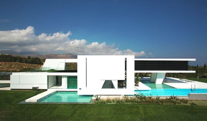 Современный дом в Греции от студии 314 Architecture 4