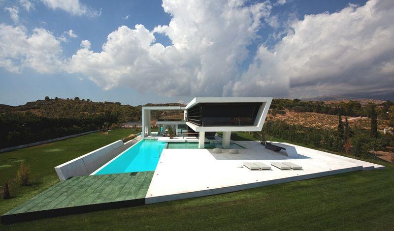 Современный дом в Греции от студии 314 Architecture 5