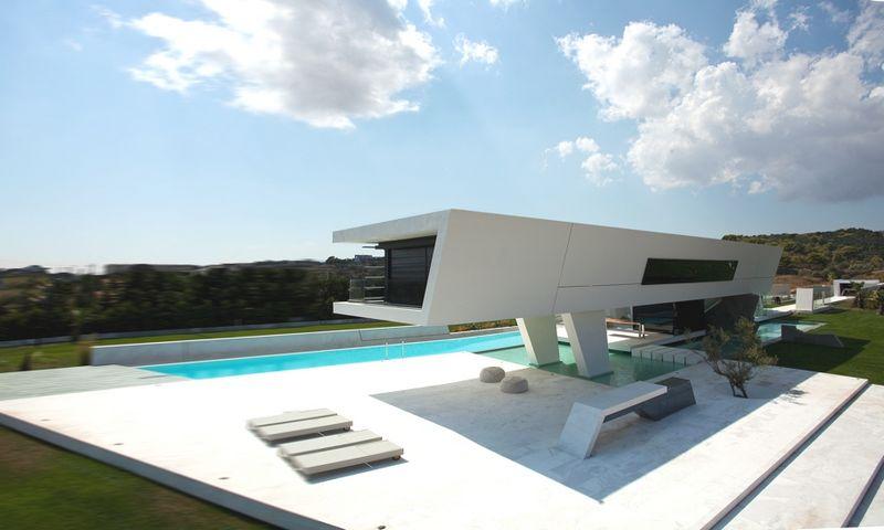 Современный дом в Греции от студии 314 Architecture 6