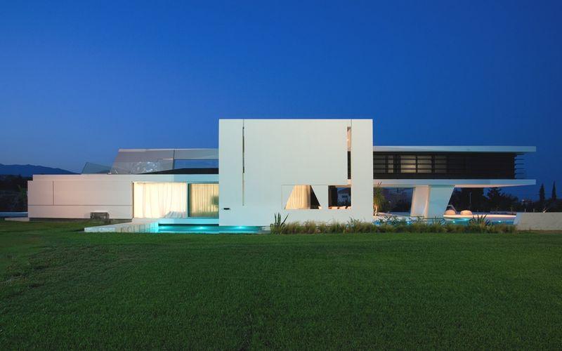 Современный дом в Греции от студии 314 Architecture 7