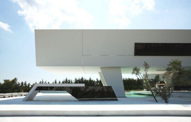 Современный дом в Греции от студии 314 Architecture 8