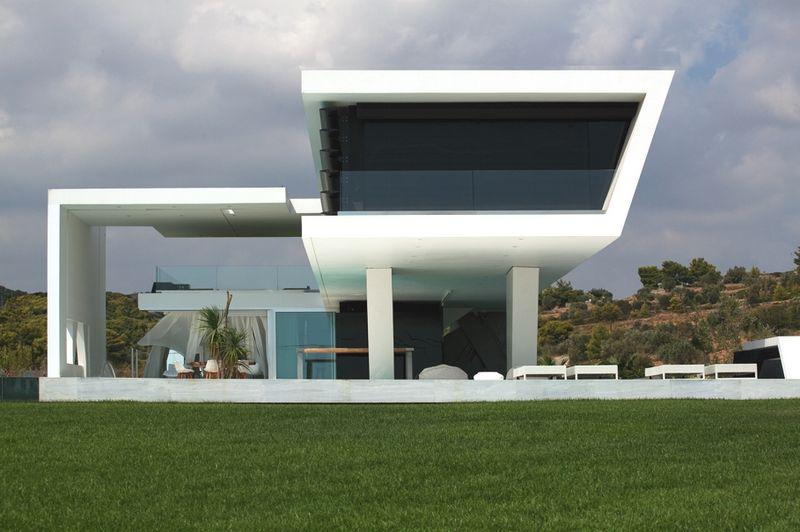 Современный дом в Греции от студии 314 Architecture 9