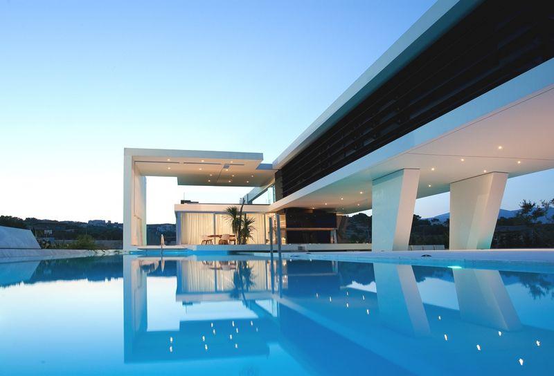 Современный дом в Греции от студии 314 Architecture 11