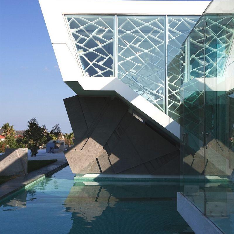 Современный дом в Греции от студии 314 Architecture 12
