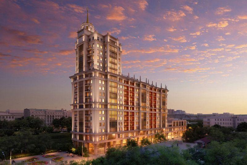 Современная недвижимость Москвы 1