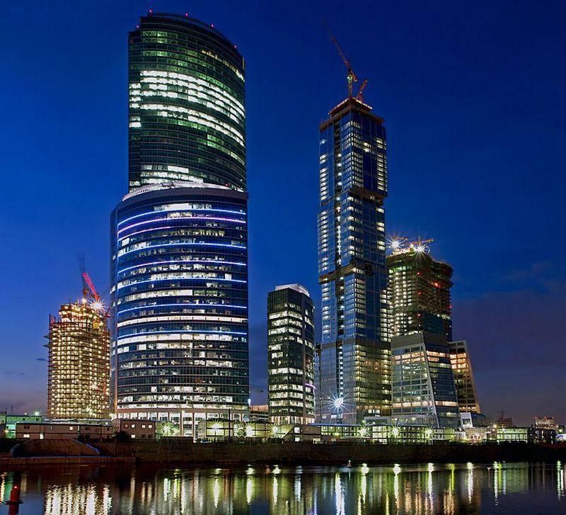 Современная недвижимость Москвы 4