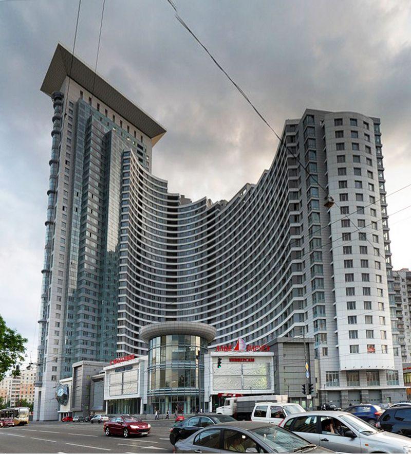 Современная недвижимость Москвы 5