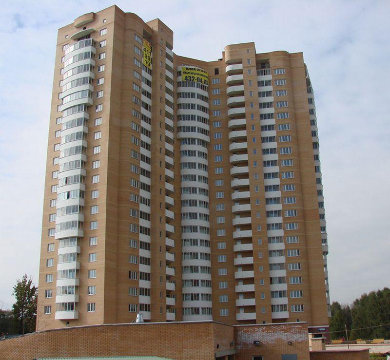 Современная недвижимость Москвы 10