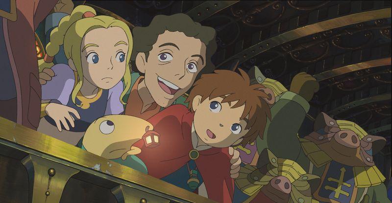 Ni NO Kuni - сказка для всей семьи 3