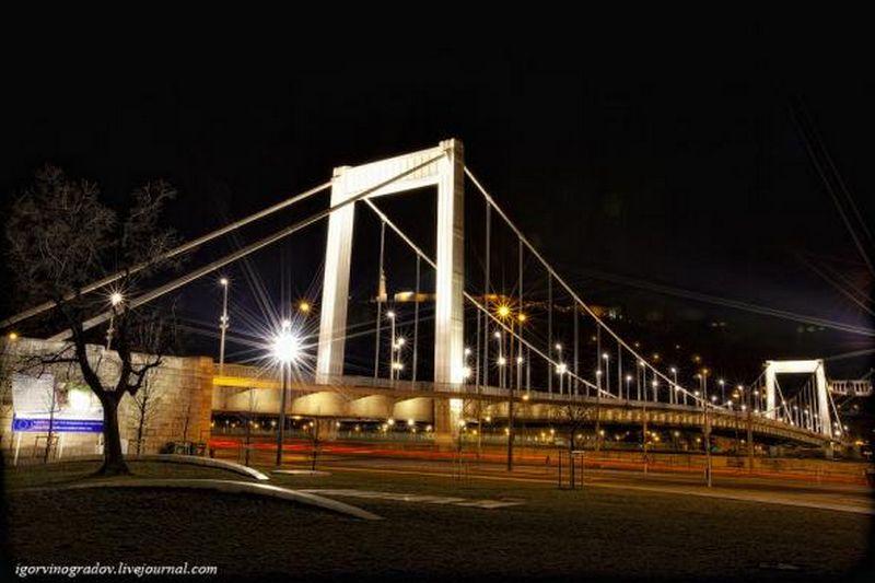 Ночной Будапешт - прогулки по венгерской столице 24
