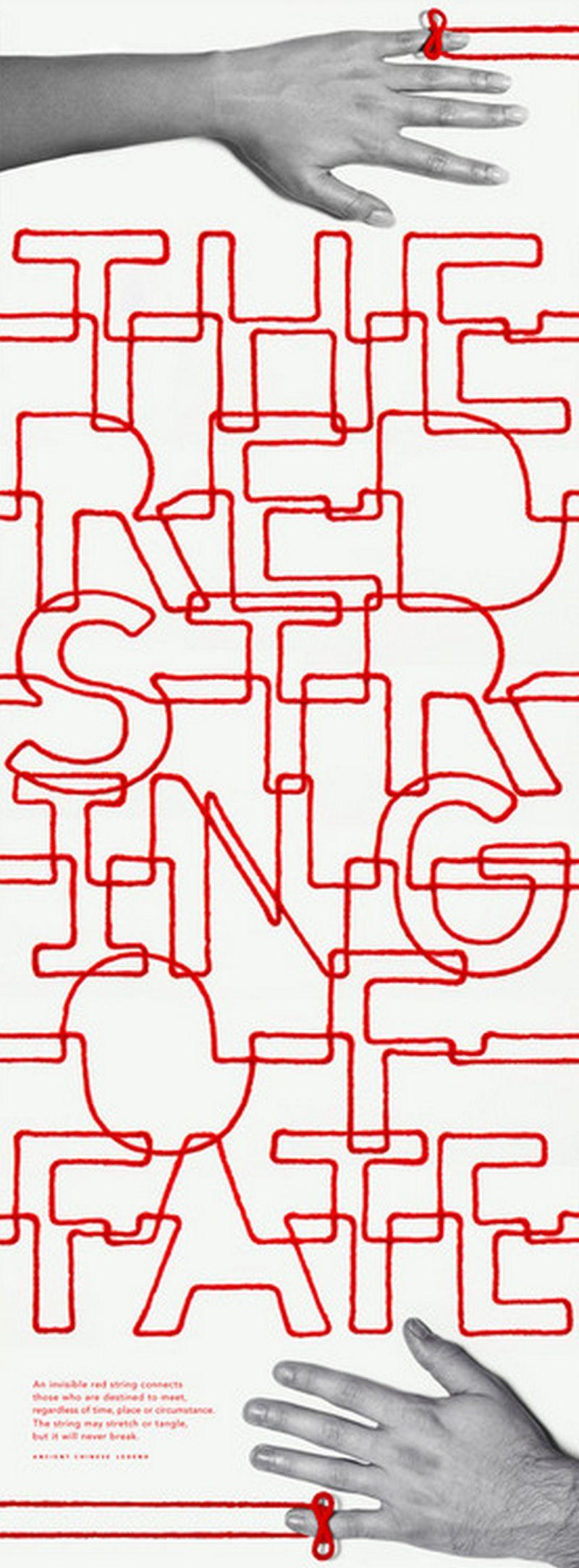 Леттеринг и типографика - 35 отличных примеров 11