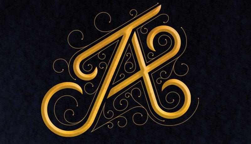 Леттеринг и типографика - 35 отличных примеров 25