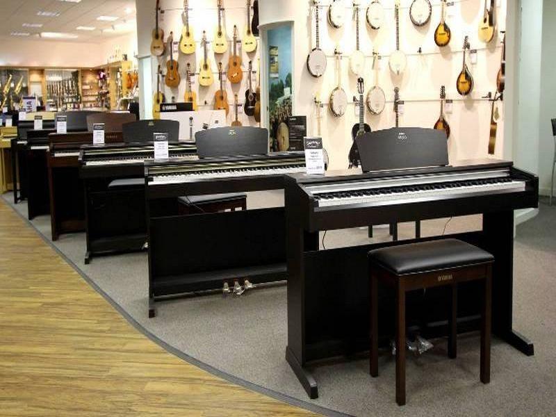 Покупаем цифровое пианинj 1