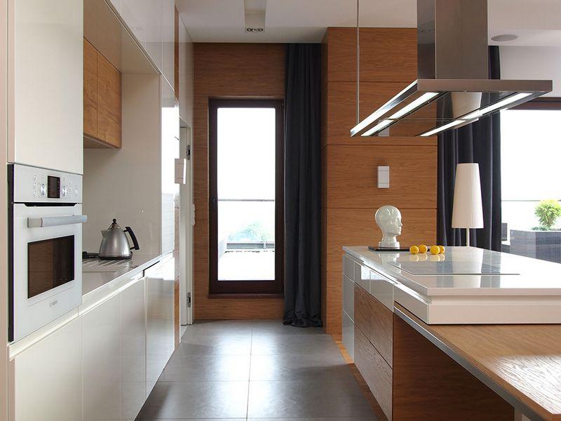 Красивая квартира с террасой 8
