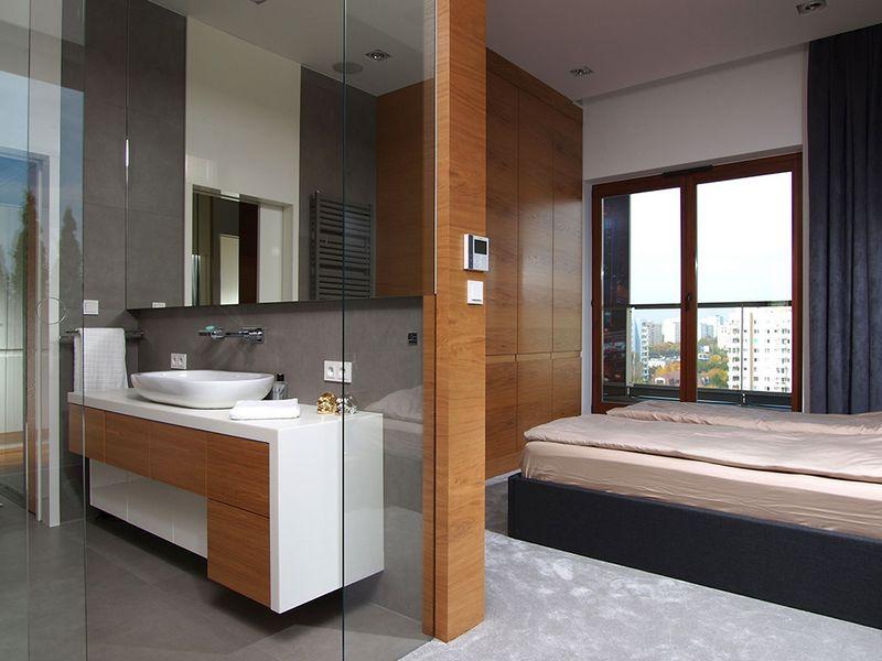Красивая квартира с террасой 9