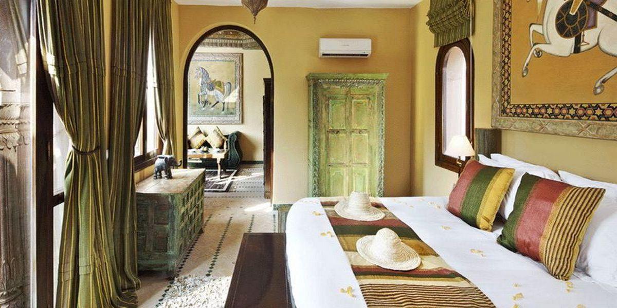 Отель Kasbah Tamadot - самый красивый отель Марокко 5