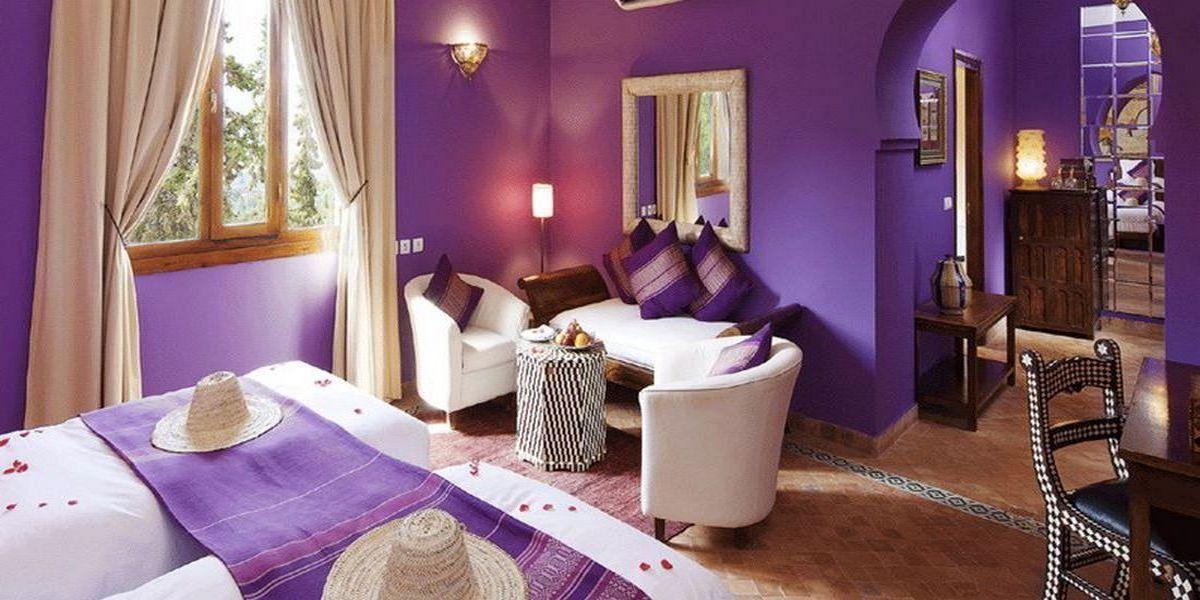 Отель Kasbah Tamadot - самый красивый отель Марокко 21