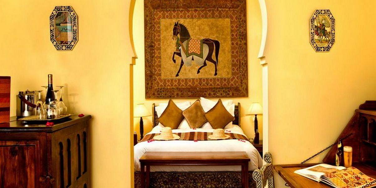 Отель Kasbah Tamadot - самый красивый отель Марокко 29