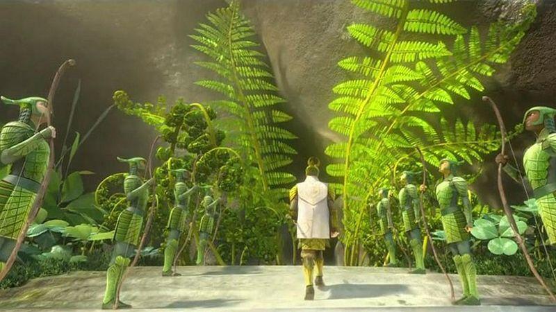 Epic - новый мульт от Криса Уэджа 3