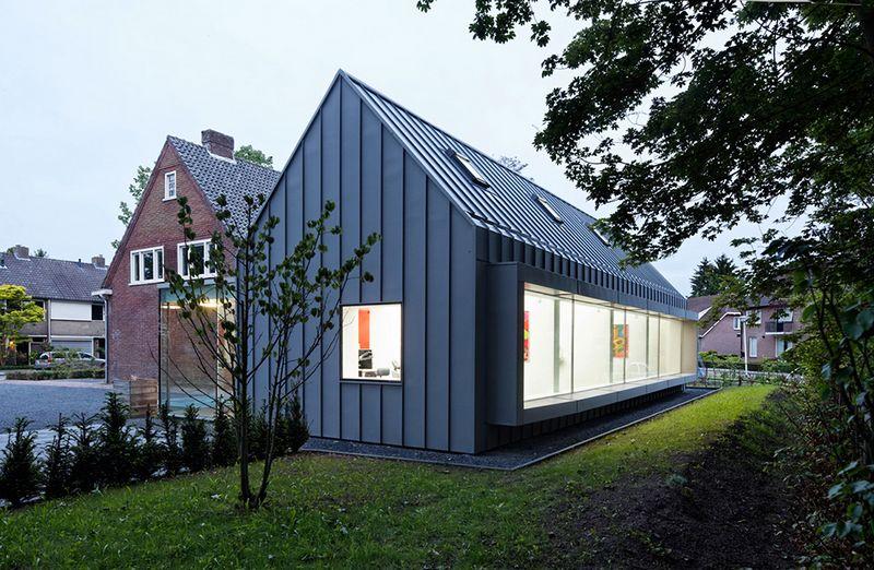 Cтоматологическая поликлиника в деревушке Бест в Нидерландах 1