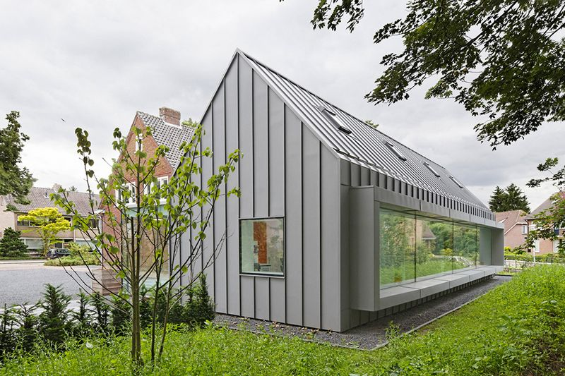 Cтоматологическая поликлиника в деревушке Бест в Нидерландах 4