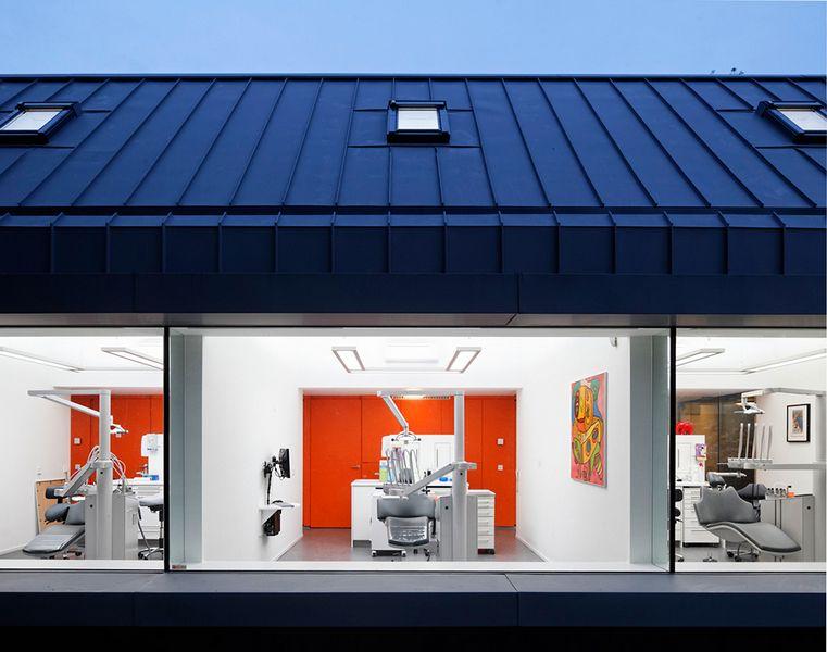 Cтоматологическая поликлиника в деревушке Бест в Нидерландах 10