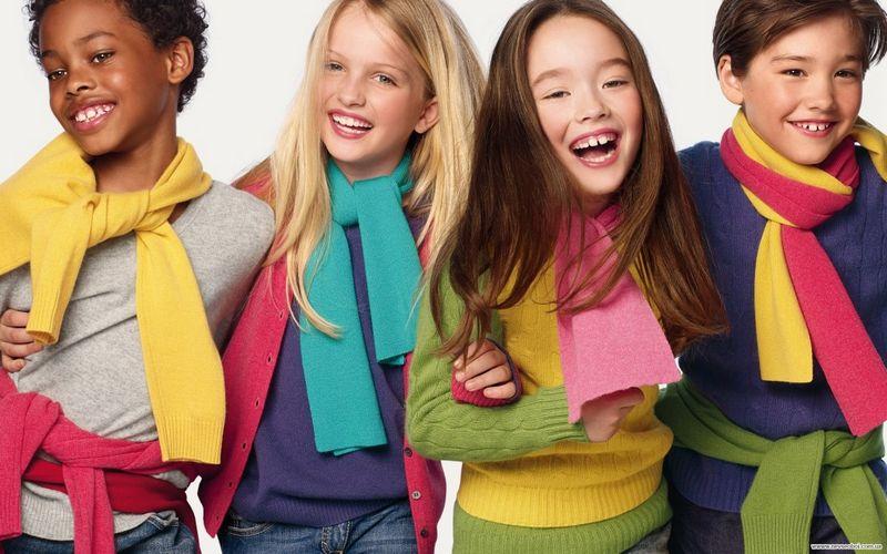 Детская одежда преимущества оптовых