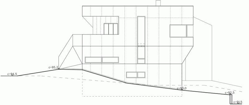Компактный белый дом в Тронхейме 20