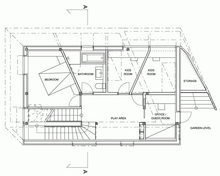 Компактный белый дом в Тронхейме 21