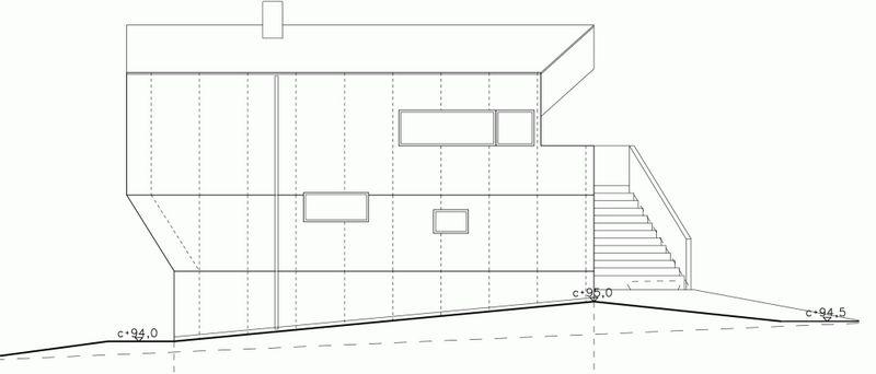 Компактный белый дом в Тронхейме 25