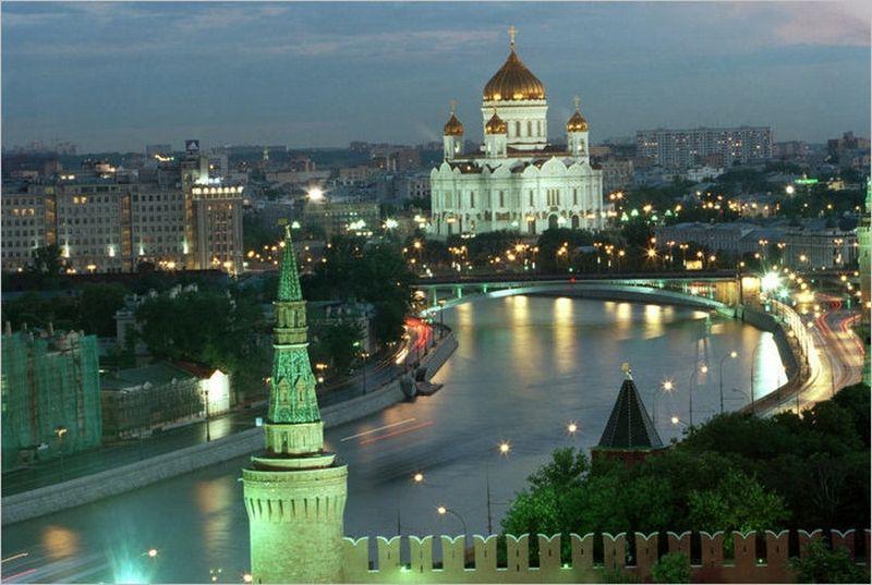 Где остановиться в Москве 1