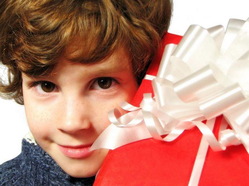 Выбор подарка для ребенка 3